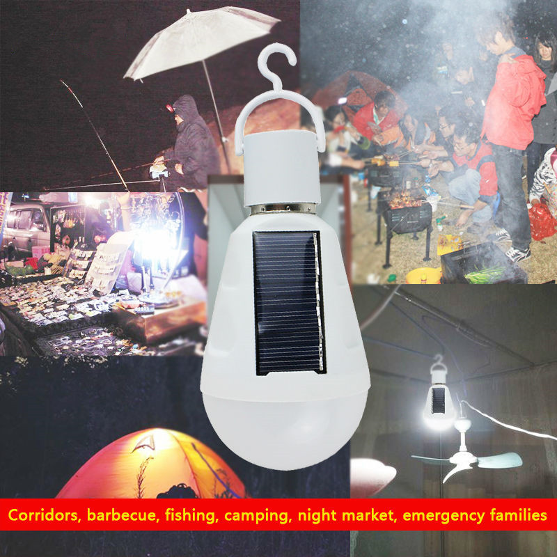 Sunlight-Solar-Light-E27-Base-Led-Bulb-With-3-Solar-Panels-Power-7W-Lamp-Solar-Lantern (5)