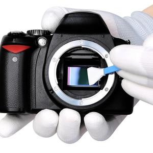 Image 4 - VSGO המקצועי DSLR חיישן/מטריקס ניקוי נוזל פתרון 15ml עבור מצלמה CCD/CMOS מנקה נוזלי