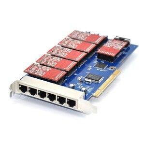 Image 3 - 24 ports PCI asterisk fxo fxs card,elastix card,trixbox card,Freeswitch,TDM800P/AEX800/TDM2400P/AEX2400 Software IP PBX System