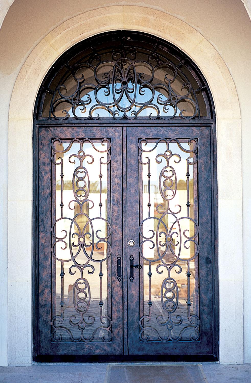 Wrought Iron Doors Kansas City The Iron Door Company Llc