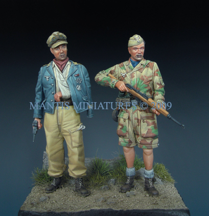 1:35    German Paratroopers - Italy 1944World War II German Army Guardian Norman Ambush (excluding The Base)