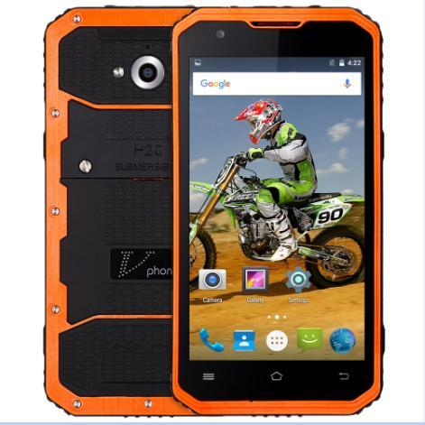 Original DT No.1 Vphone M3 5.0 Inch Android 5.1 4G Smartphone MTK6735 Quad Core 1.3GHz 2GB+16GB 13.0MP + 5.0MP Cameras Cellphone