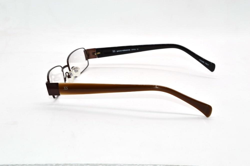 Dicke Kanten brown alloy breite brillengestell Sicher und ...