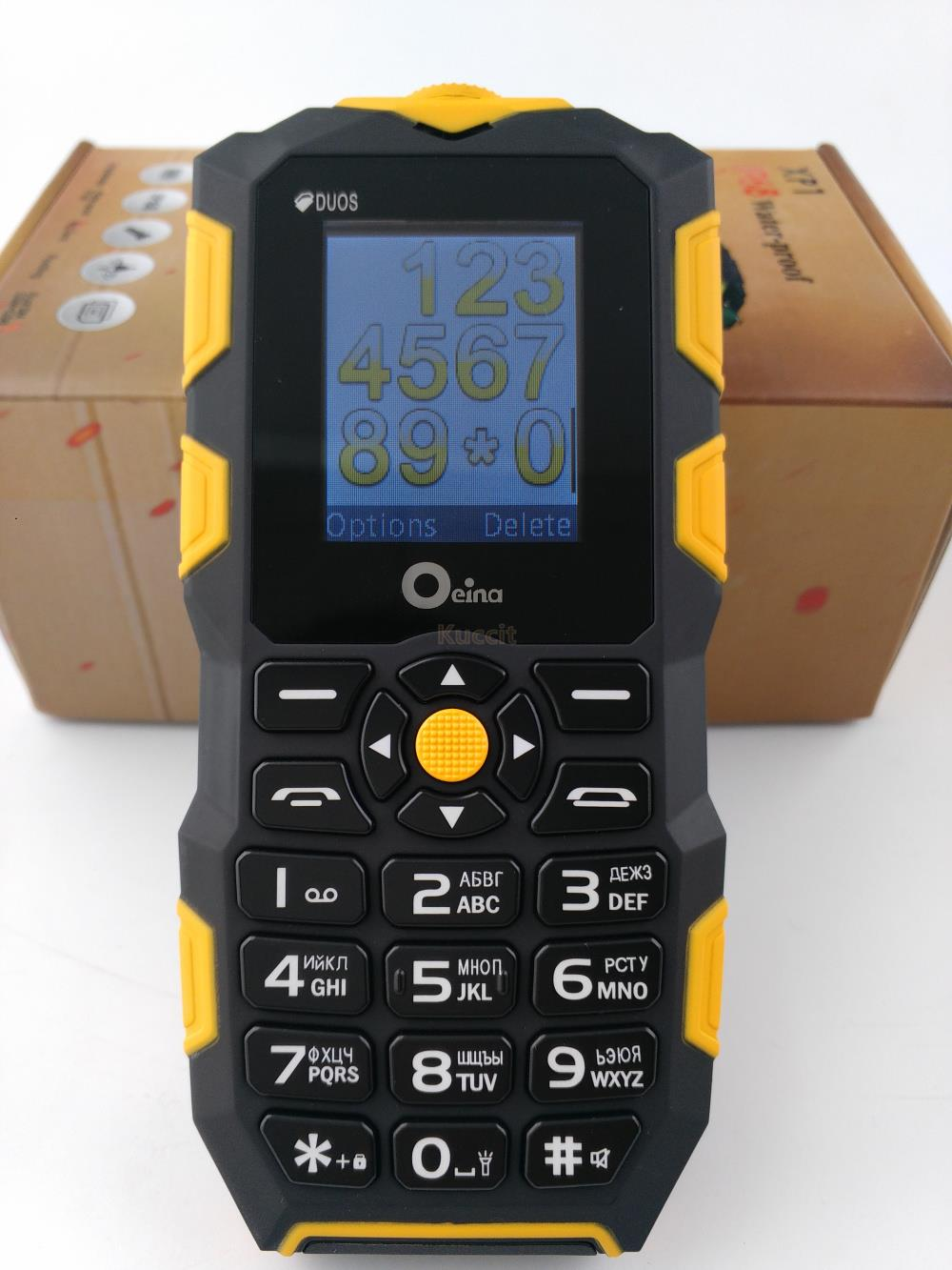 XP1 Rugged Phone  (14)
