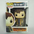 Funko POP Doctor Who: Tenth Doctor PVC Action Figure 10cm Television Character Doll Great as a Gift D5250