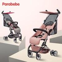 Pocket stroller portable lightweight stroller umbrella pram folded mini baby stroller travel pram can put into backpack/airplane