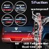 LED TAILGATE LIGHT BAR For 2009 2014 2010 2011 FORD F150 60