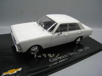 IXO 1/43 Scale Vintage Car CHEVROLET OPALA 2500 1970 Diecast Metal Car Model Toy For Collection/Gift/Decoration image