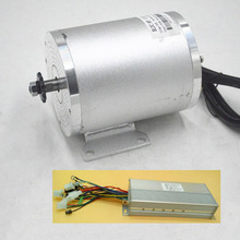 48V 60V 2000W electric motor Brushless BLDC Motor with Speed Controller for Electric bike/Scooter/tricycle e-car brush motor 36v 450w my1020zxfh decelerating motor with fan for electric tricycle scooter unite motor