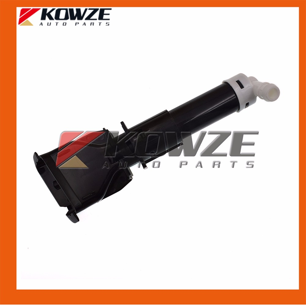 Front Right Headlamp Washer Nozzle Jet Spout For Mitsubishi L200 Triton Pajero Sport Montero Nativa 2009.11-2013.09 8264A130