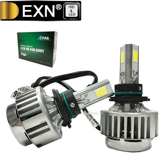 A336 9006 All In One LED HB4 Headlight Conversion Kit 36w 3300LM Headlamp 6000K White Fog Bulb Lamp Light