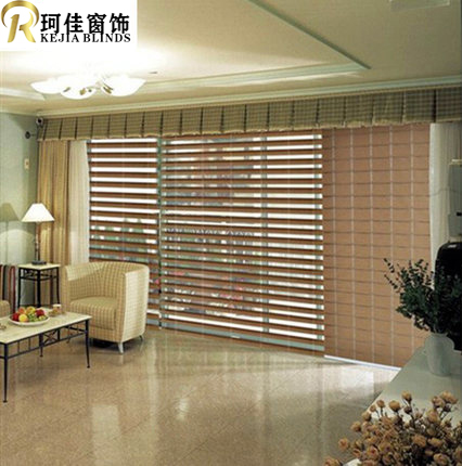 Free Shipping New Printing Design Shangrila Blinds Zebra For Living Room Made To Measure From China Factory Samples