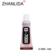 ZHANLIDA B7000 3ML Multipurpose Adhesive Jewelry Rhinestones Fix Touch Screen Housing Glass Glue  B-7000