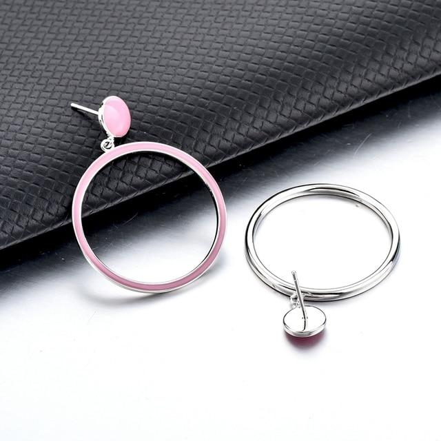 Chicvie модные ювелирные изделия высокого качества золотые серьги