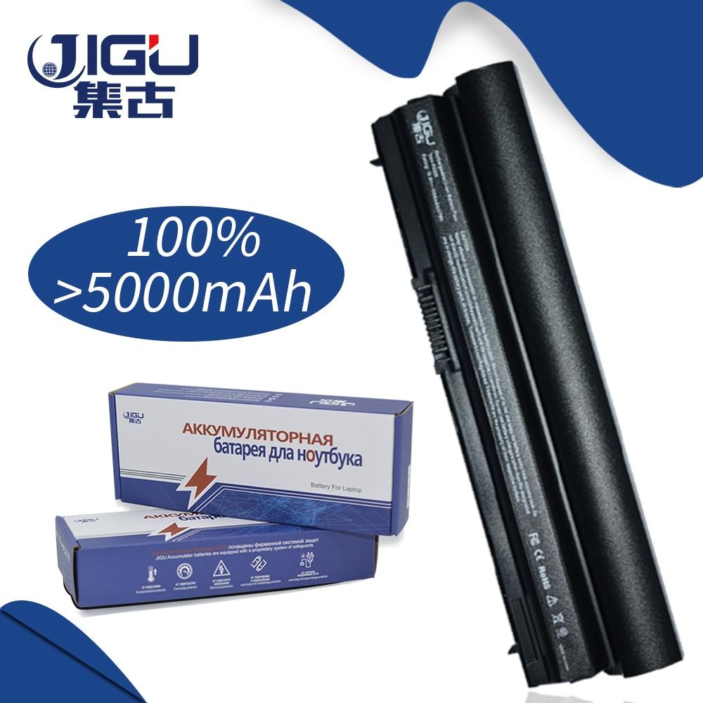 JIGU 5200MAH Laptop Battery For Dell Latitude E6120 E6230 E6320 E6430S E6220 E6320 E6330 09K6P 0F7W7V 11HYV 7FF1K 7M0N5 CWTM0 цены