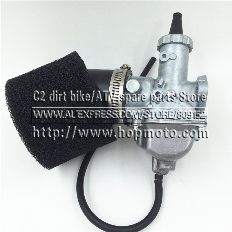 VM26 Carb 30mm Carburetor 42mm Air Filter For Mikuni 140cc 150cc 160cc Engine Pitster Pro SSR