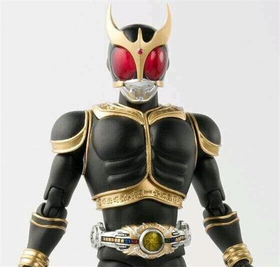 S.H.Figuarts SHF Kamen Rider Kuuga Black Action Figure Toy New In Box 15cm