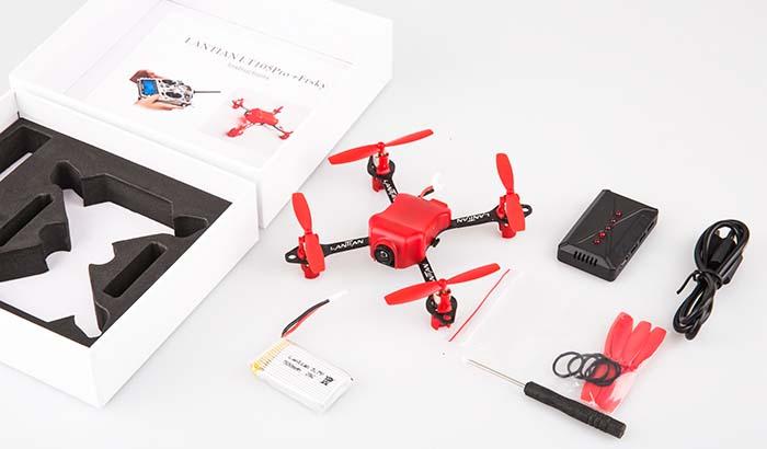 recente USD VR Quadcopter 7