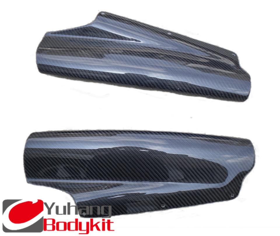 Rear Diffuser Vortex Addon 2pcs FRP For Skyline R32 GTR TS