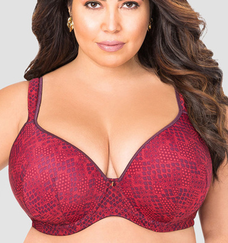 limpid in sight shop best sellers new appearance FREE SHIPPING G side gathering push up bra plus size 90 95 ...