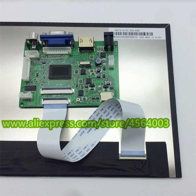10.1 inch IPS 1280*800 màn hình hiển thị HD EJ101IA-01G LCD Điều Khiển bảng điều khiển màn hình Từ Xa HDMI VGA Raspberry pi mô-đun kit