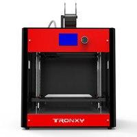 TRONXY C5 3D Printer Strong Durable Waterproof 3D Machine LCD Screen Model High Precision Desktop Impresora 3d Printer Diy Kit