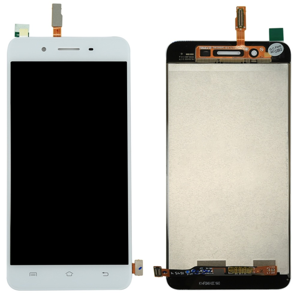 Color : Black Black LCD Screen Mobile Phone and Digitizer Full Assembly for Lenovo S920