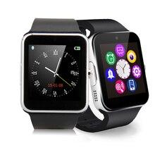 Купить с кэшбэком GT08 Smart Watch 1.3inch Screen Support Camera Dial/answer SIM/TF Card Fitness Tracker Bluetooth Sports Bracelet VS Q18 DZ09 A1