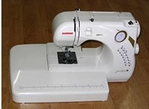 NEW JANOME Sewing Machine Extension Table FOR JANOME 661G Extension Sewing Machine Size 36cmx29cm
