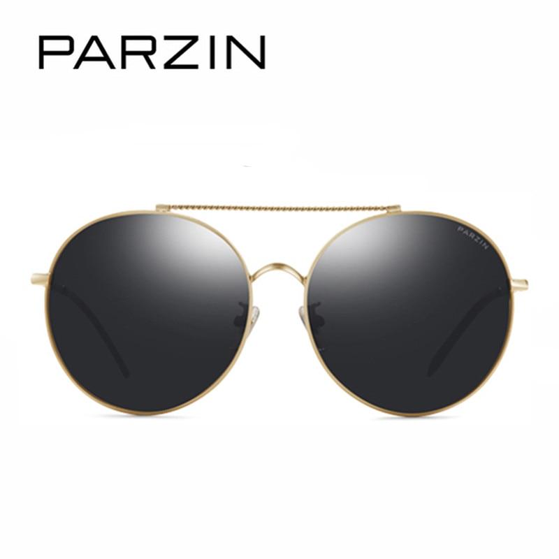 Runde Männer Polarisierte Brillen K Parzin Uv Shades Fall 9736 Silver Mit Frauen Pink Blue Sonnenbrille gold Bunte 400 Black silver gold Vintage qIx8Fw