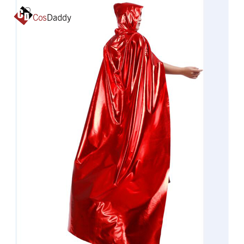 Queen Cosplay Costume Familiar Wizard Robe Witch wu po Clothes Christmas Party CosDaddy