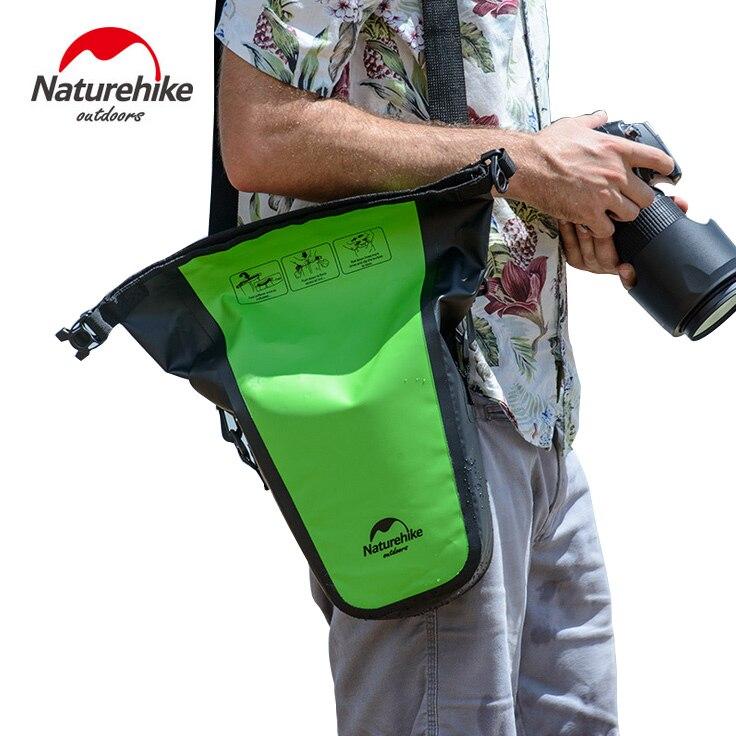 NatureHike NH16X003-B Waterproof Dry Bag SLR Camera Storage Bag For Canoeing Swimming Beach River Trekking Rafting