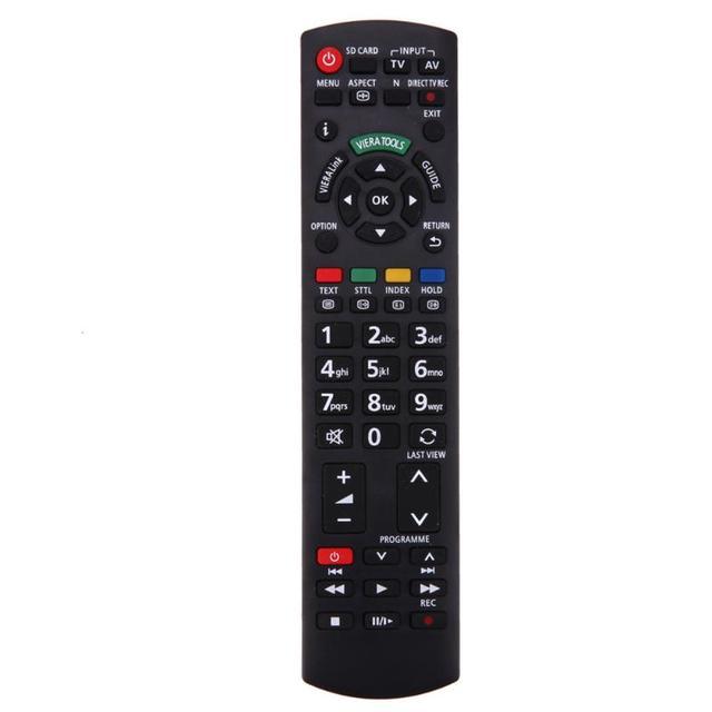 TV Telecomando di Ricambio per Panasonic LCD/LED/HDTV N2QAYB000487