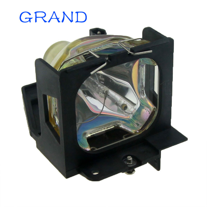 Compatible Projector Lamp TLPL55 For Toshiba TLP-261M 261M TLP-550 TLP-550C TLP-551 TLP-551C TLP-560 TLP-560D TLP-561 Happybate