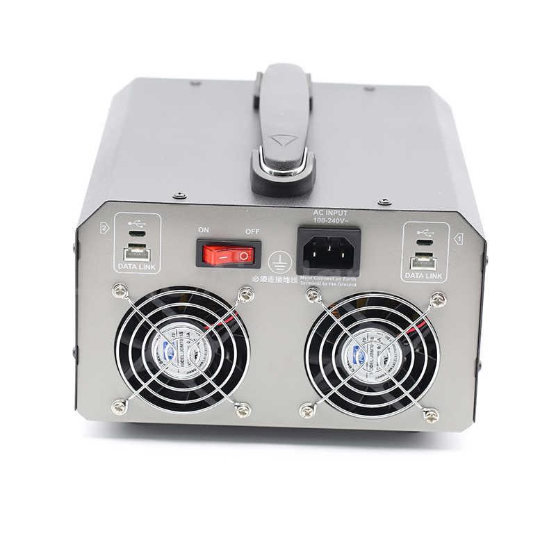 SKYRC PC1080 Lipo cargador de batería 1080W 20A 540W * 2 cargador de batería de litio de doble canal para drone agrícola UAV