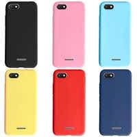 for Xiaomi redmi 6 a6 case silicone cover redmi 6a soft tpu case for phone capas redmi6 Xiaomi redmi 6 redmi6a cover funda coque