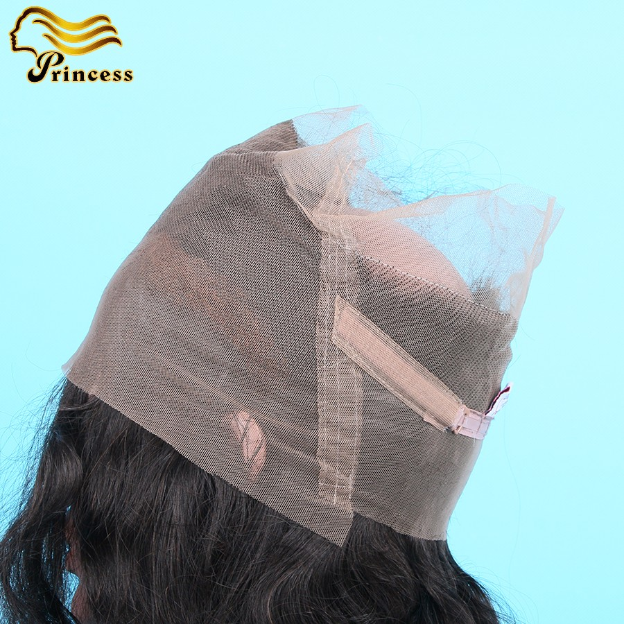 360 lace frontal with elastic band