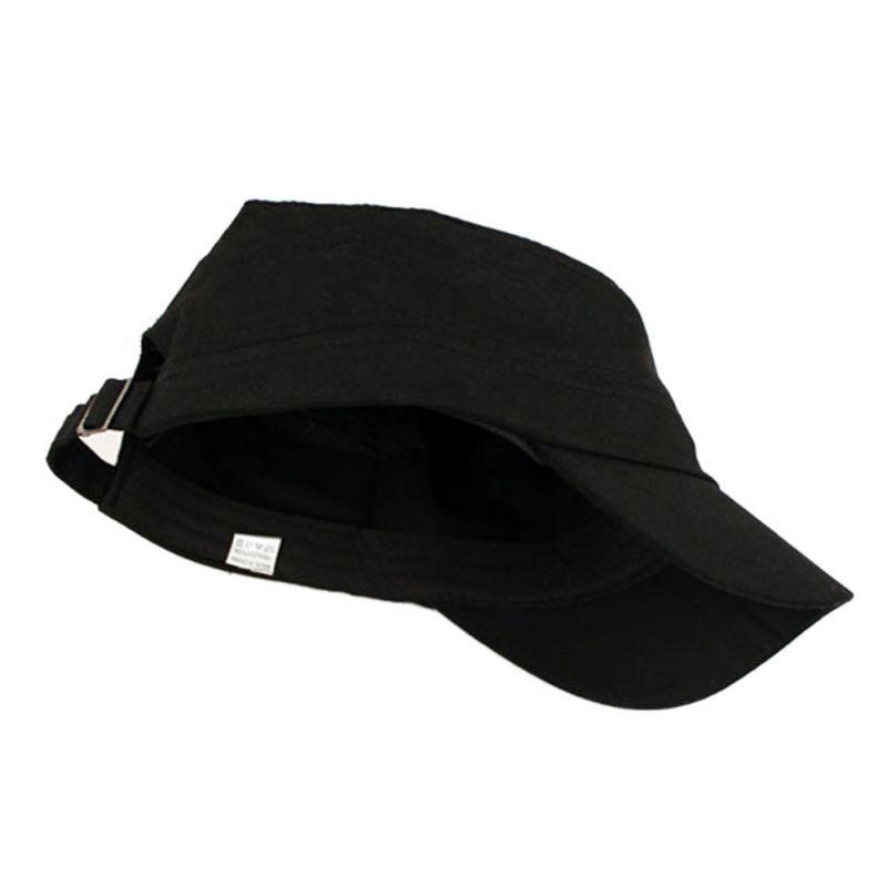 1bcf9ab10d2647 Korean Baseball Cap For Woman Adjustable Army Cadet Style Hat Cotton Cap  Men Women Baseball Caps Trucker Hat
