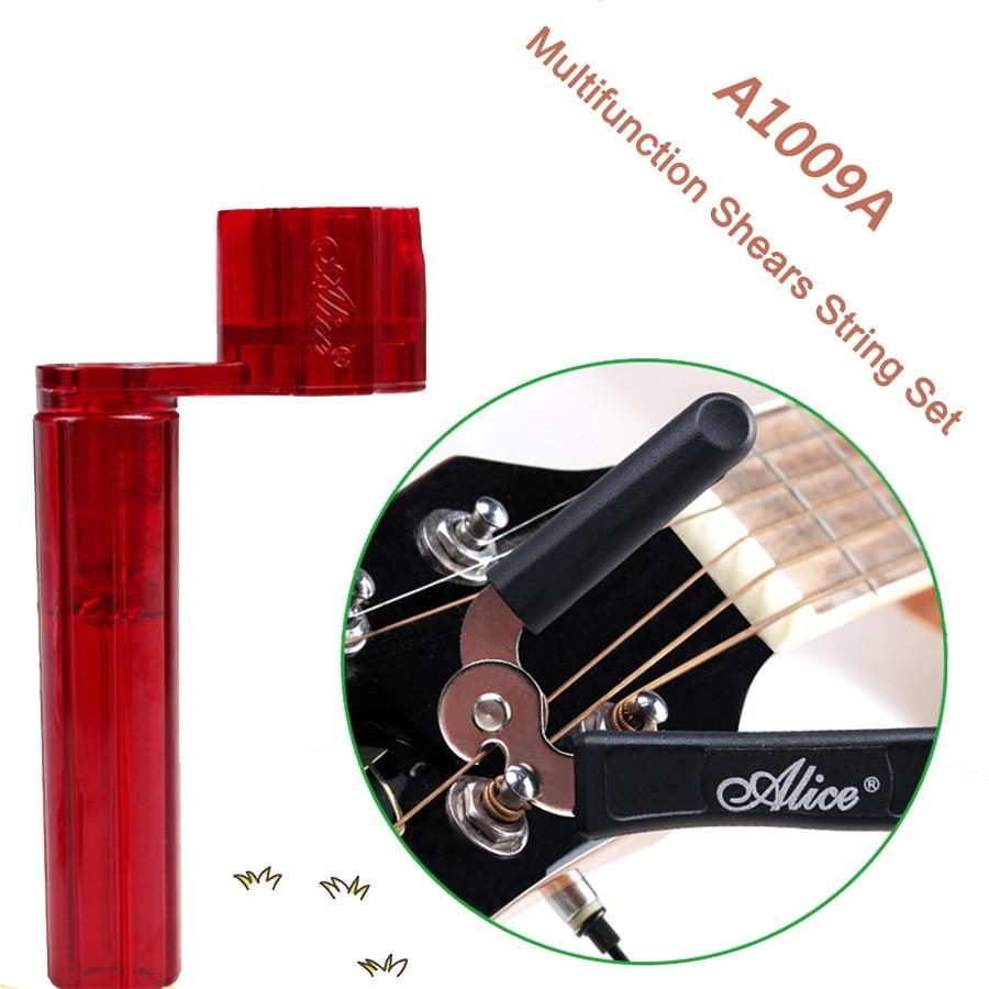 changing strings tool for guitar bass ukulele violin alice multifunctional strings cutter set. Black Bedroom Furniture Sets. Home Design Ideas