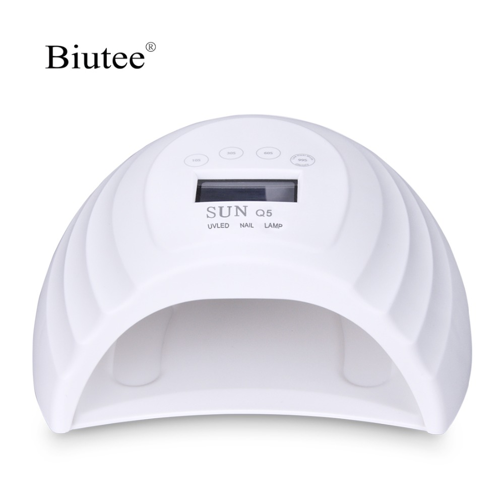 Biutee UV LED Lamp Nail 36W Nail Dryer Gel Polish Curing Light For Curing Led Gel UV Gel Led Gel Polish Machine recette merveilleuse ultra eye contour gel by stendhal for women 0 5 oz gel