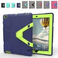 Case For IPad 2 Ipad 3 Ipad 4 Kids Safe Shockproof Heavy Duty Silicone Hard Cover