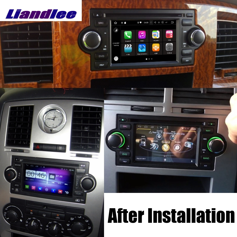 US $384 0 20% OFF|Liandlee For Jeep Commander 2006~2008 Android Car Radio  CD DVD Player GPS Navi Navigation Maps Camera OBD TV HD Screen Media-in Car