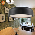 Fashional Black/White Pendant Lamps Good Looking Hanging Lights For Indoor Decoration For Dinning Room/Living Room/Rest Room