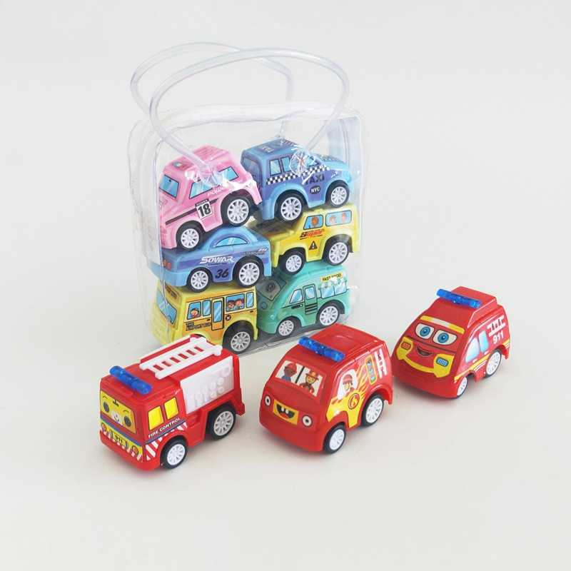Kendaraan Mobil Mainan Menarik Kembali Mobil Mini Teknik Model Mobil Lucu Anak Laki-laki Tarik Kembali Mobil Anak-anak Mainan untuk Anak hadiah Natal