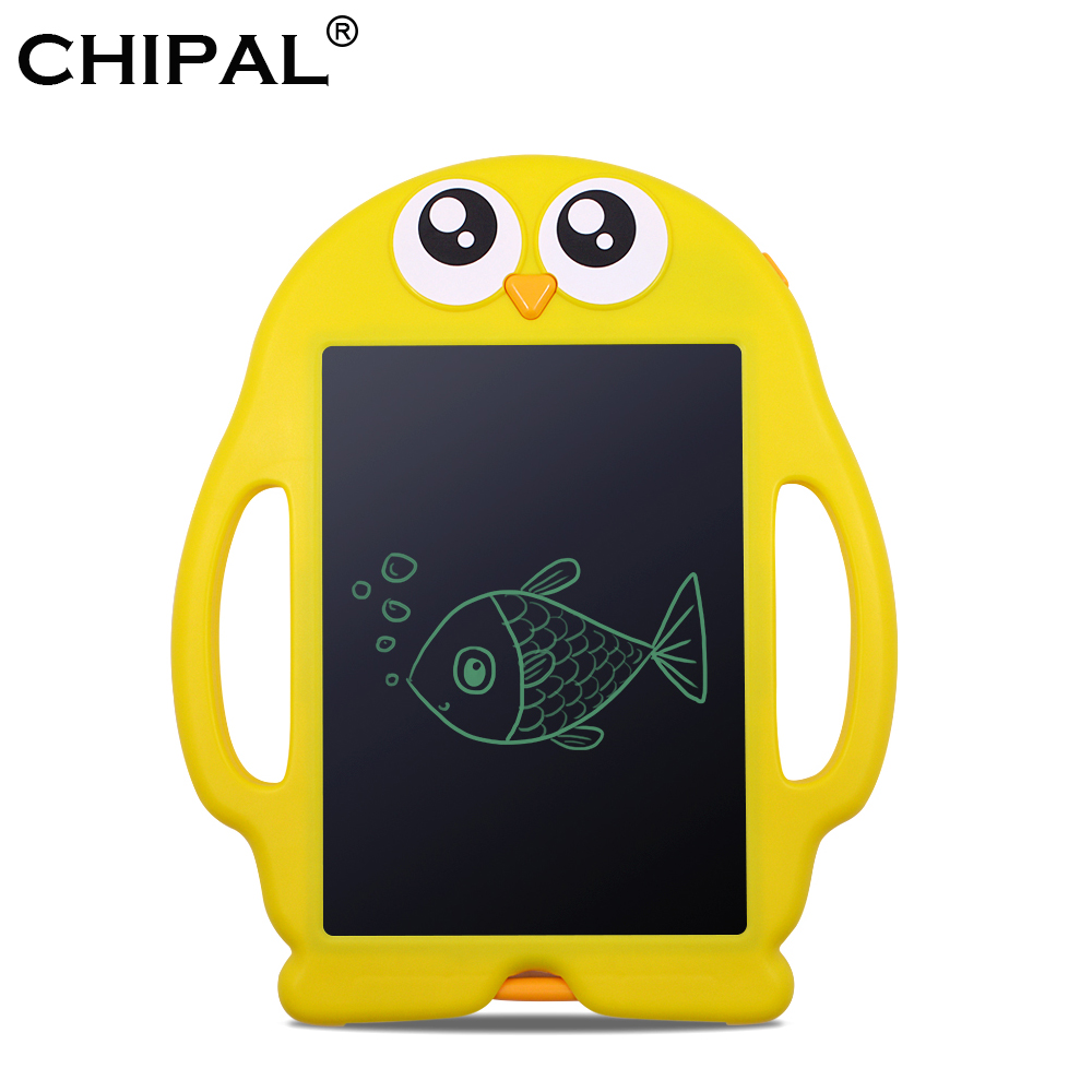 Computer Peripherals Computer & Office Chipal Chick Shape 9 Lcd Writing Tablet Digital Drawing Tablet Toys Handwriting Pads Graphic Electronic Tablet Portable Board Easy And Simple To Handle