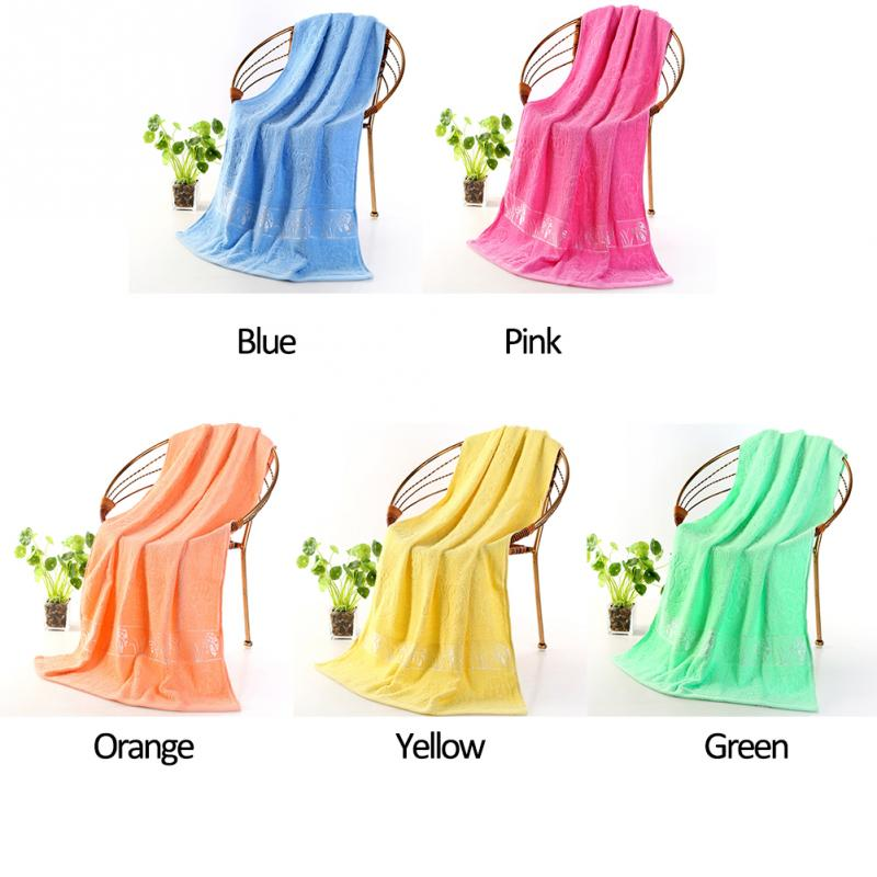 1pc 35*75cm Printed mushroom Cotton Towels for Adults Face Bathroom 5