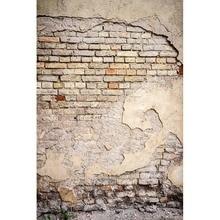 5x7ft vinyl backdrop photography background brick wall f-1351