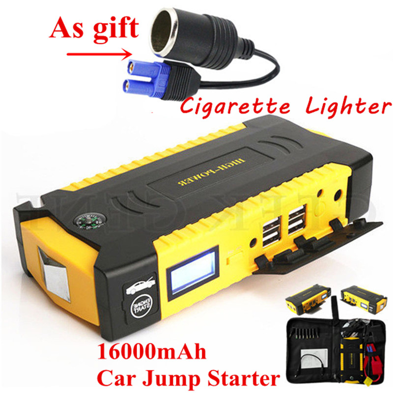 Emergency Starting Device 600A Portable Car Jump Starter Power Bank 12V Car Charger For Car Battery Booster Petrol Diesel Buster starting a business for dummies