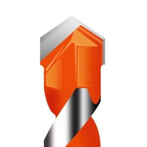 Image 3 - مترابطة مثلث التنغستن الصلب الجدار بلاط الخرسانة لقمة ثقب الرخام المنزلية أفرلورد الحفر اليد الحفر الكهربائية