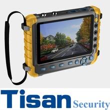 5 дюймов 1080 P AHD CVBS аналоговый в одном CCTV тестер монитора